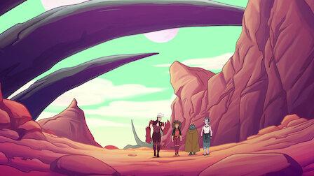 觀賞萬里廢墟萬里仇。第 3 季第 3 集。