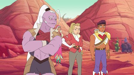 觀賞迷失峽谷。第 4 季第 2 集。
