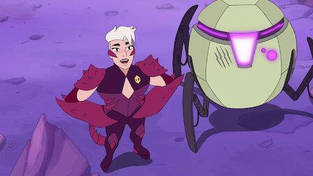 觀賞蠍女公主。第 4 季第 6 集。